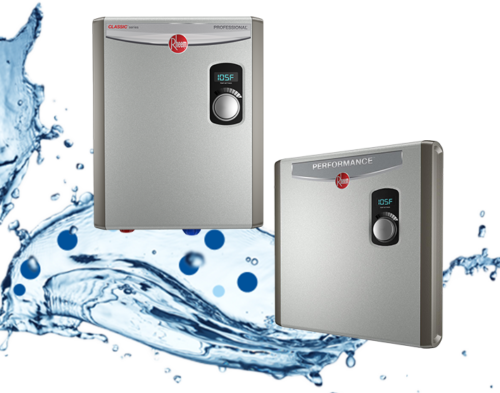 Electric Tankless Water Heaters Broward Miami Dade Palm Beach County