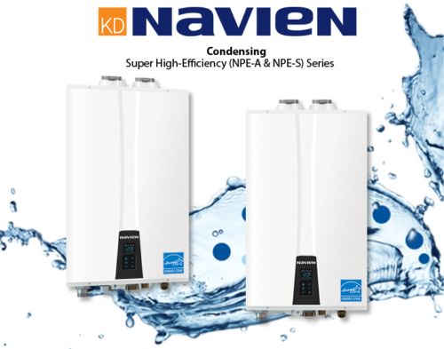 Best Tankless Water Heaters Navien Broward, Miami-Dade Palm Beach County