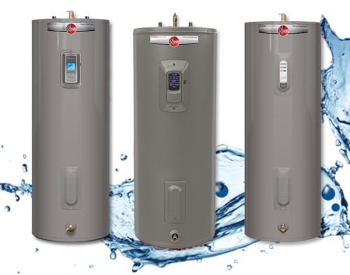 Electric Hot Water Tank Broward Miami-Dade and Palm Beach County