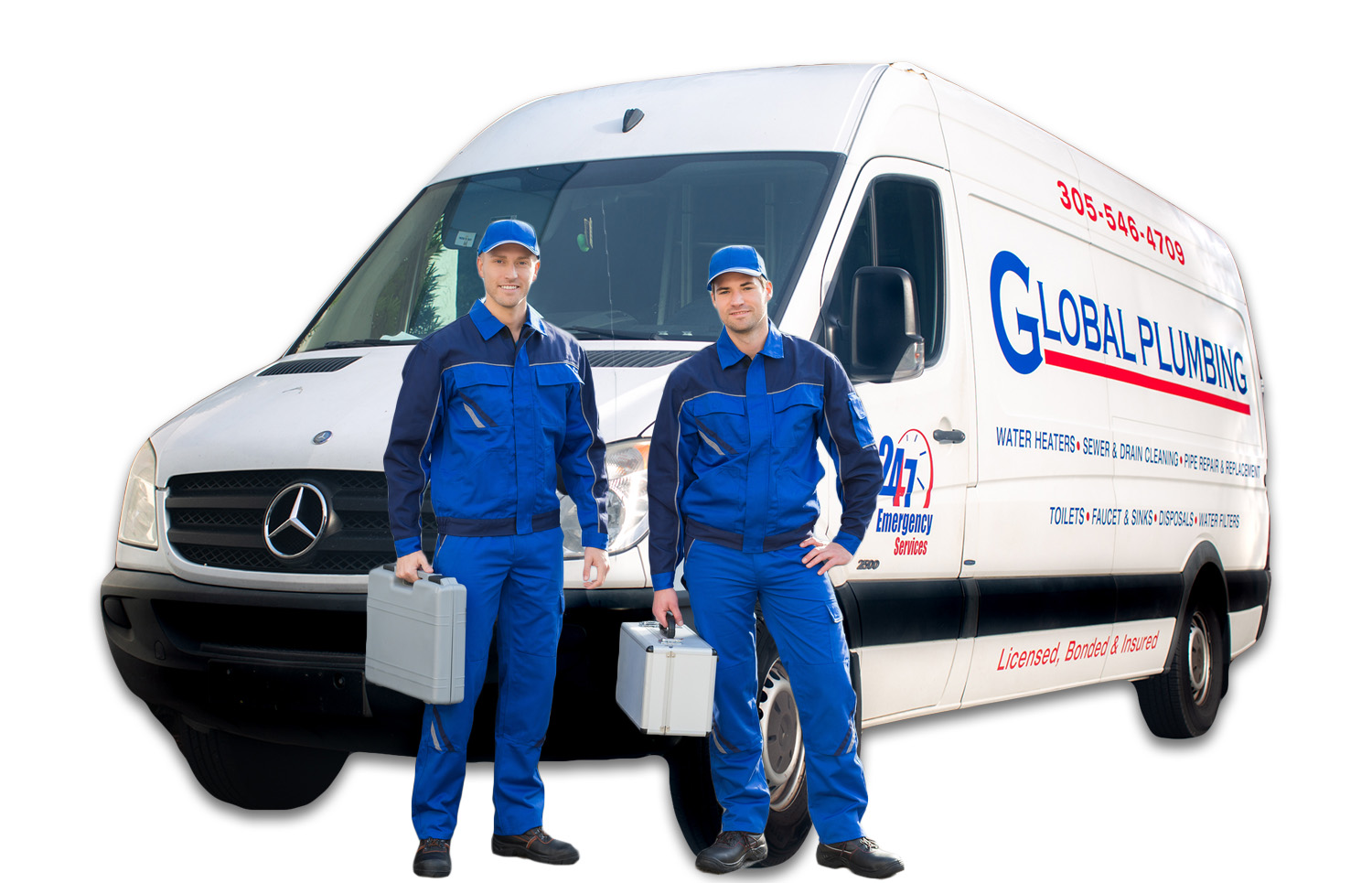Global Plumbing, 24 hour emergency plumbers near me, Expert Plumbing, Water Heaters, and Bathroom Remodeling services in South Florida serving  Broward, Miami-Dade and Palm Beach County