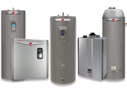 Hot Water Heaters Broward, Miami-Dade and Palm Beach County